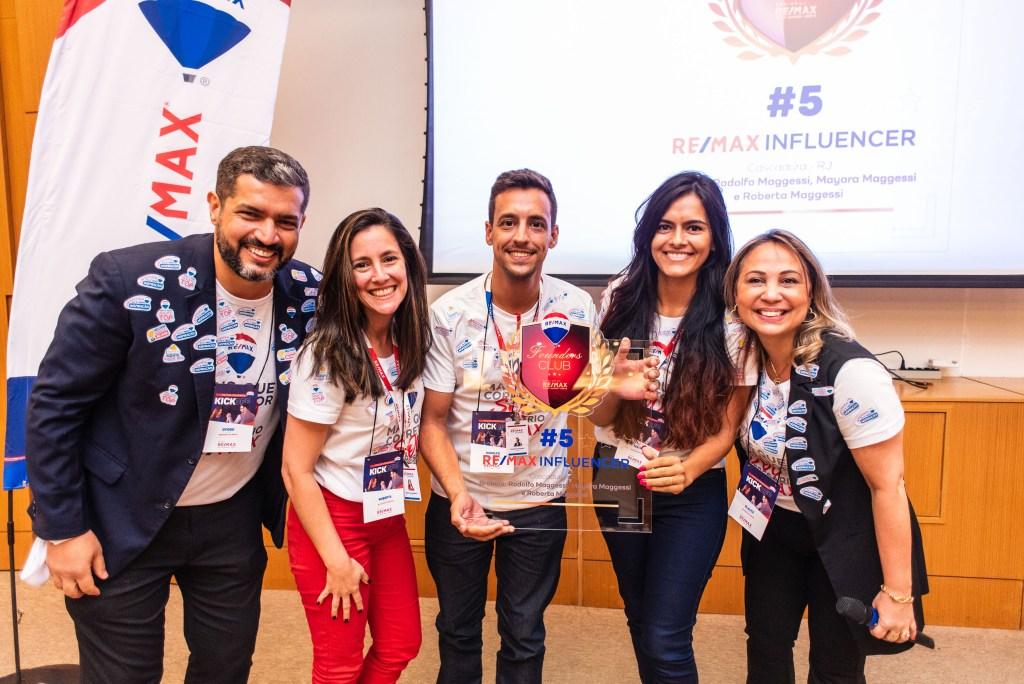 REMAX INFLUENCER - Cascadura - Clube de fundadores Franquia Zona Norte - RJ