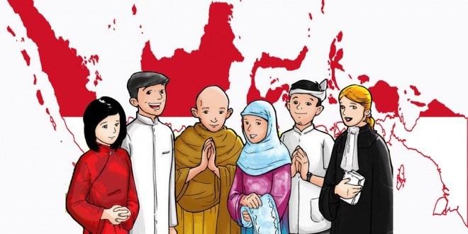 Indonesia-dan-umat-beragamaIndonesia-dan-umat-beragama