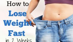 How to Lose Weight Fast in 2 Weeks: Easy 8 Weight Loss Tips to Lose 10 Pounds Fast