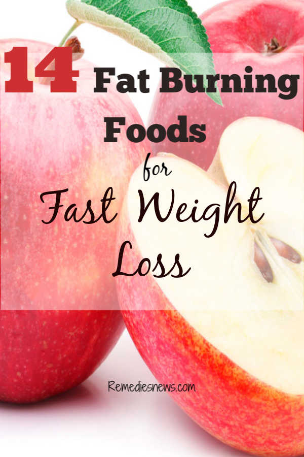 Foods to Eat to Lose Weight Fast -14 Best Fat Burning Foods