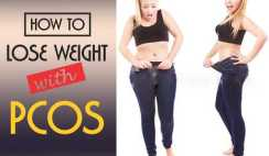How to Lose Weight with PCOS and Insulin Resistance Naturally at Home