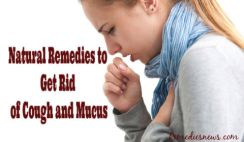 Natural Remedies to Get Rid of Cough and Mucus Fast