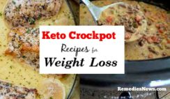 Keto Crockpot Recipes for Weight Loss: 12 Easy Ketogenic Meal Plan for Weight Loss
