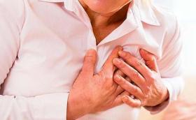 El infarto en el hombre