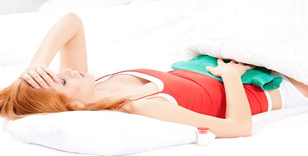 Remedio para dolores menstruales