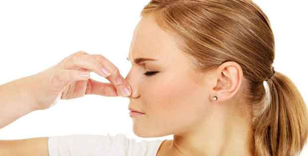 Cómo evitar mal olor