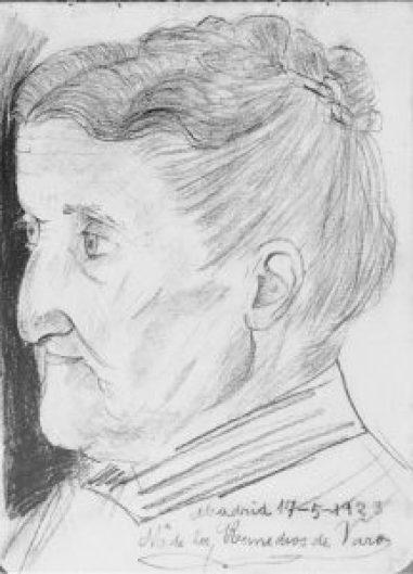 Cat.2 Retrato de La Abuela 1923
