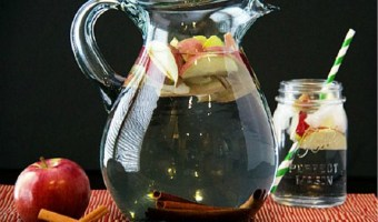 4 Beneficios del Agua de Manzana con Canela para Bajar de Peso