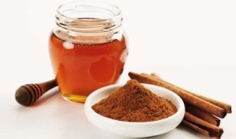 Beneficios de la Canela y la Miel de Abeja para Bajar de Peso