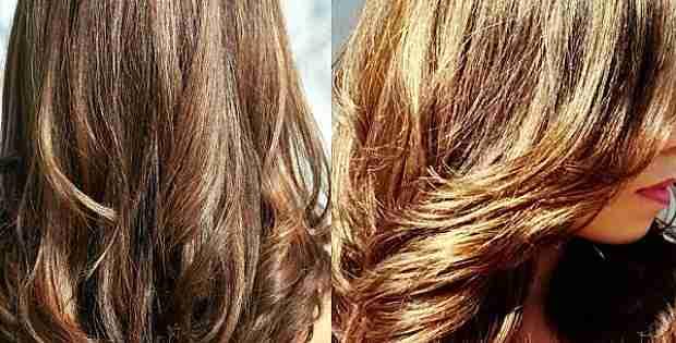 Aclarar el cabello rapidamente
