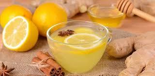 Infusión de Canela con Limón