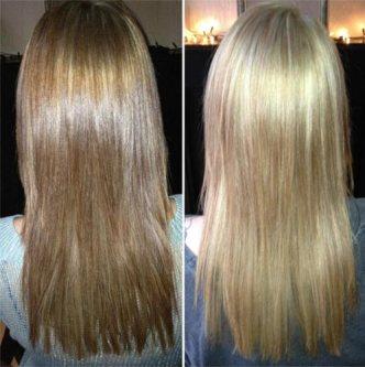 La canela con manzanilla para aclarar su pelo