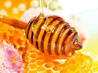 Miel de Abeja con Canela para el Pelo