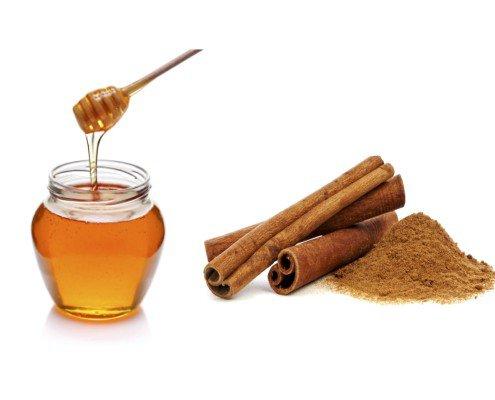 El agua de canela con miel adelgaza