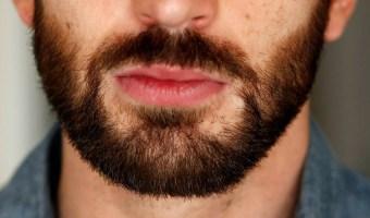 Aquí está el remedio casero para hacer crecer la barba más rápido