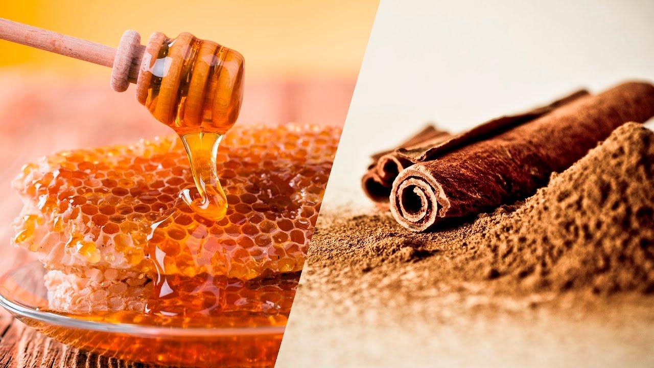 Para qué sirve la miel con canela en la cara
