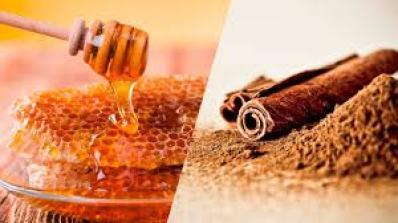 Dieta de agua con miel y canela