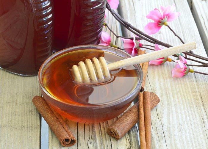 Dieta de canela con miel para adelgazar