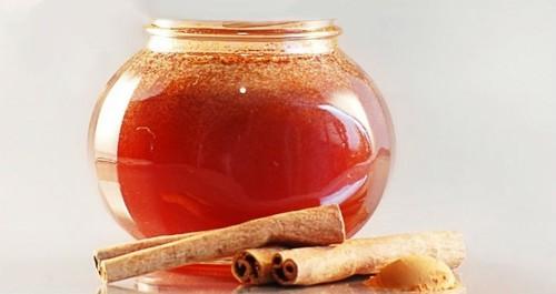 la canela con miel es buena para bajar de peso