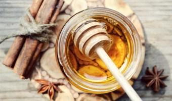Remedio Natural para Adelgazar con Canela y Miel