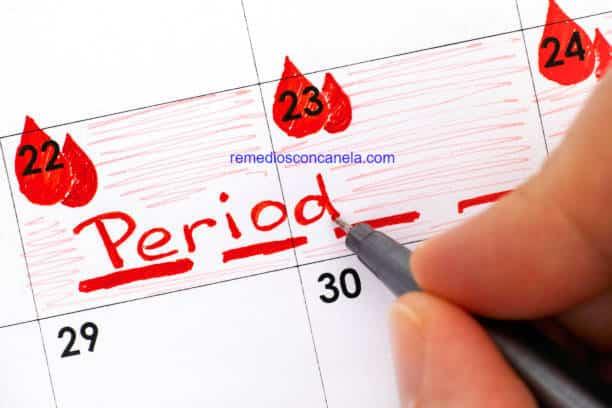 La Canela es Buena para Adelantar y Aliviar la Menstruación