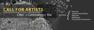 Call For Artists Banner