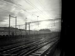 Approaching Zürich 2