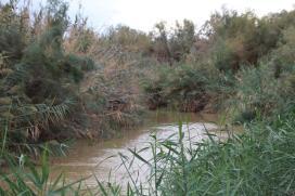 The Jordan River, Israel