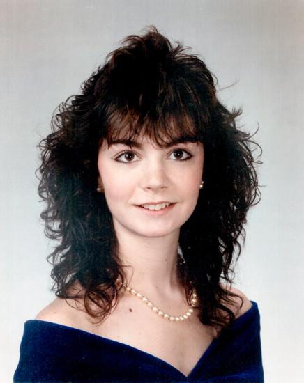 Karen Lee Hunt. Pi Beta Phi Portrait, 1988