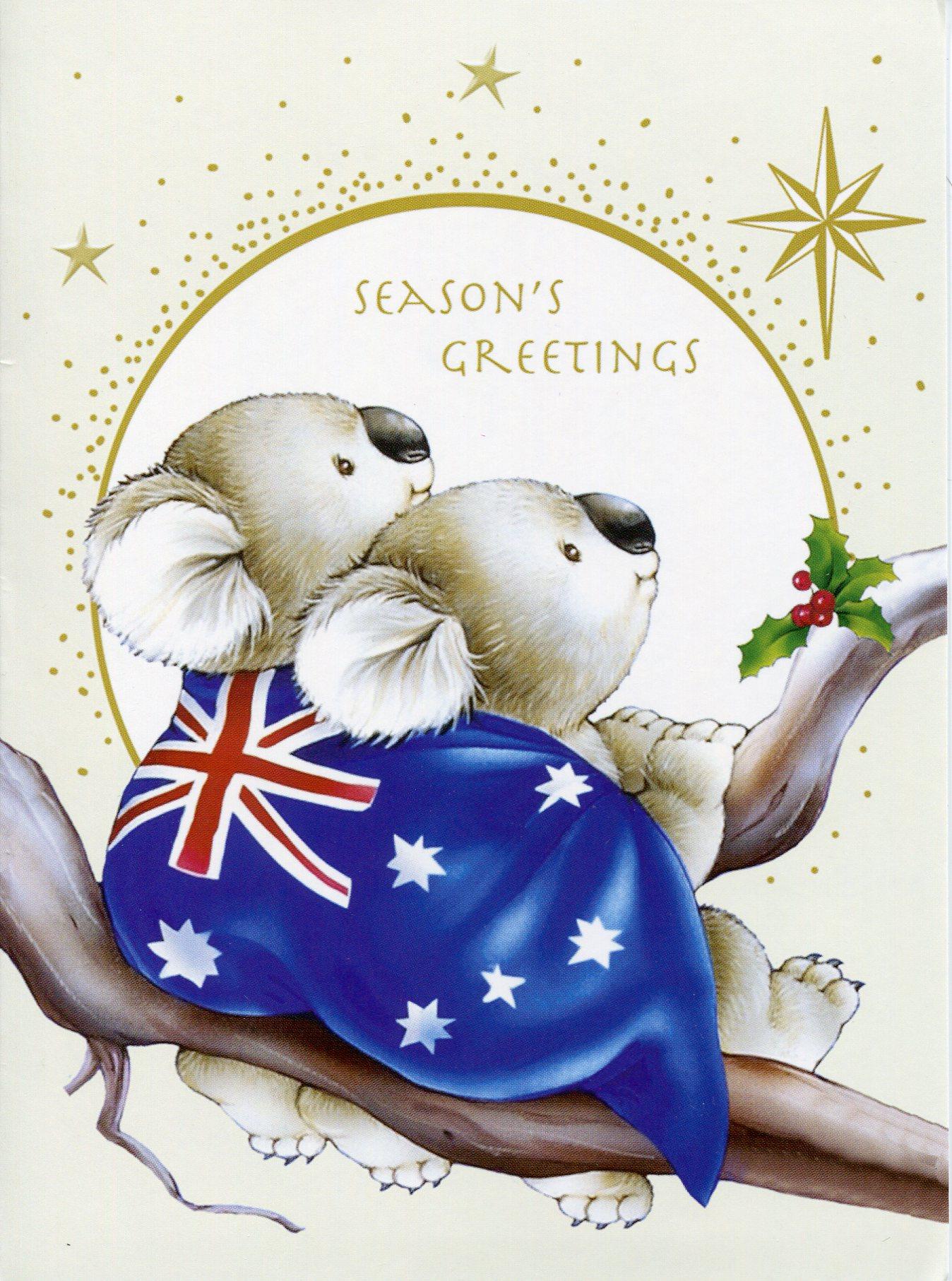 Season S Greetings From Australia