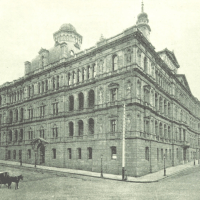 The Lands Office, Sydney 1895