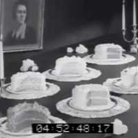 Betty Sydney Deluxe Cake Mix 1961 TV Commercial
