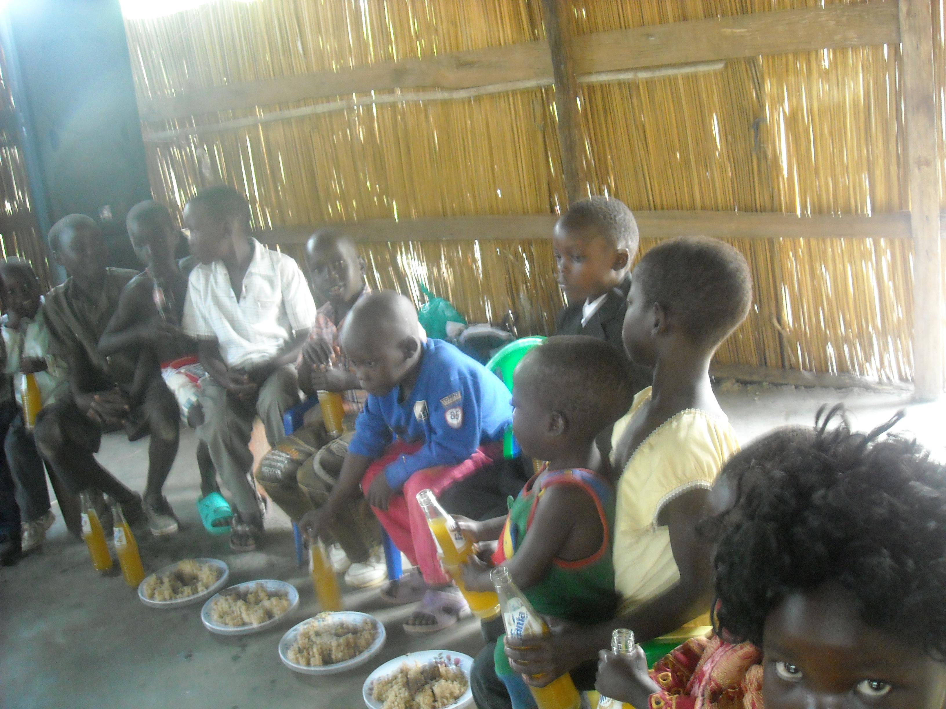 christmas in Gulu