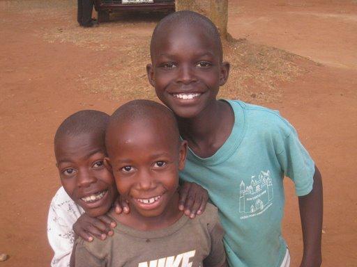 Akim, Joshua and Byron