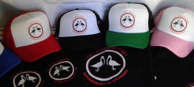 Gorras Estampadas para todo tipo de negocios.