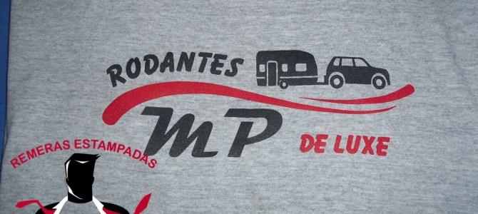 Remeras estampadas Rodantes MP
