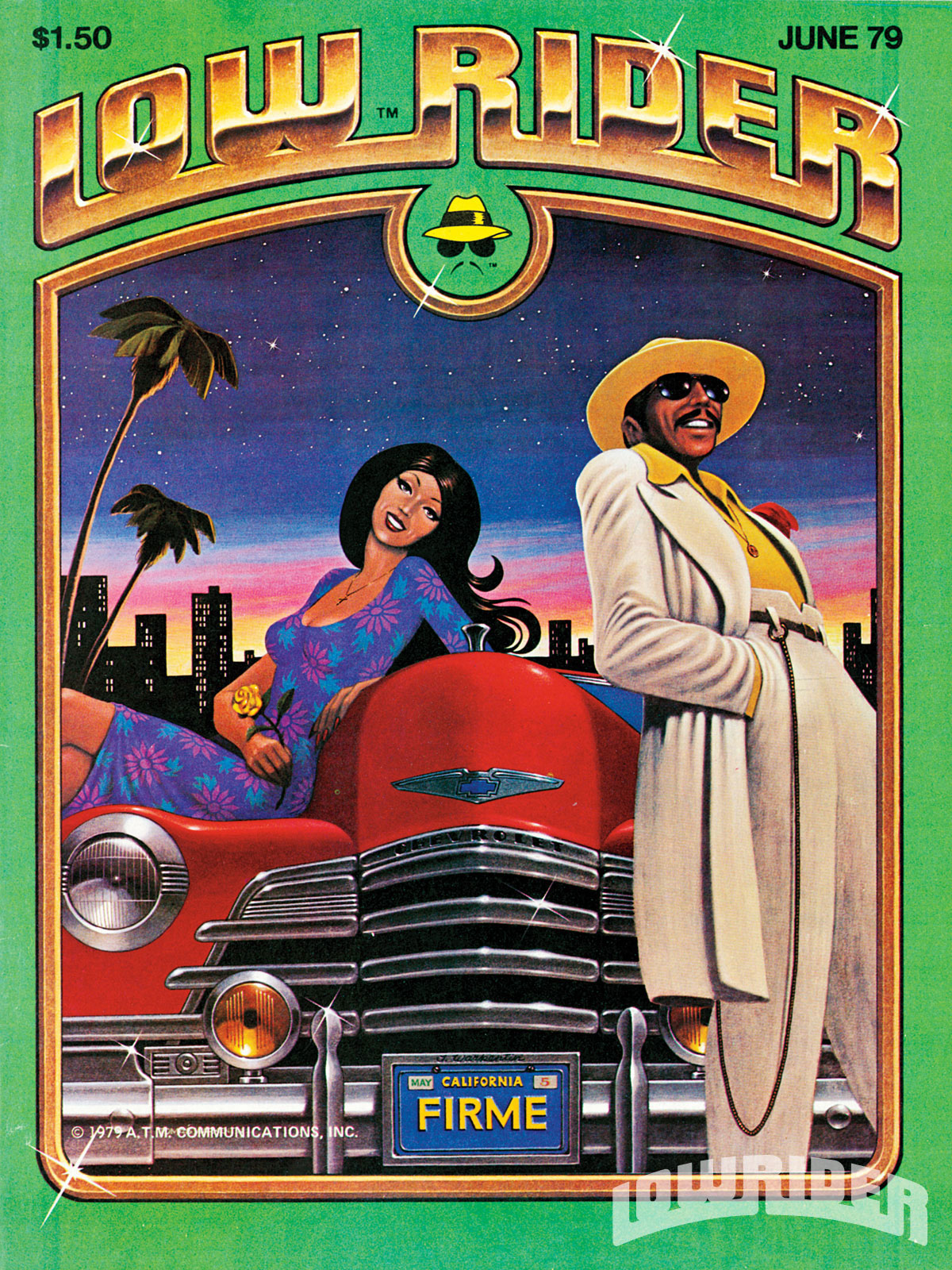 9 Old School Cool Pictures From Lowrider Magazine In The 70s