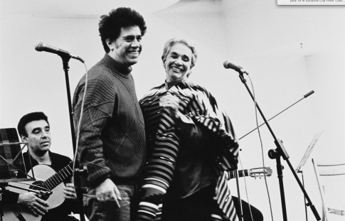 Chavela' Doc: Pedro Almodóvar on the Power of Chavela Vargas' Songs