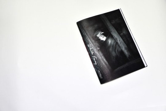 *Signed (300 editions – all editioned) *240mmx320mm *53 pages *printing and binding by the author, Maki Hayashida *JPY 2,200 (plus shipping and handling)