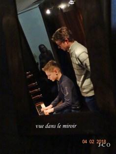 11 Dans le miroir de l'organiste