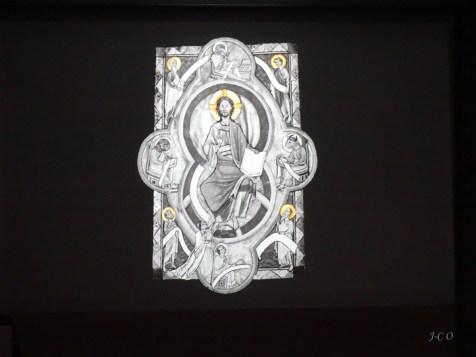 Evangéliaire Remiremont29