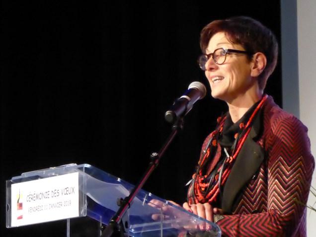 Sylvie D'Alguerre, conseillère régionale