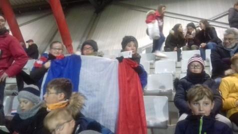 Les filles du FCB,___ supportrices avant d'être spectatrices