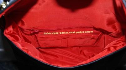 inside pockets back side