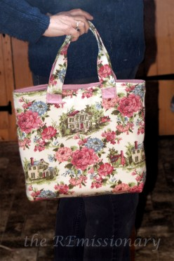tote bag without flap