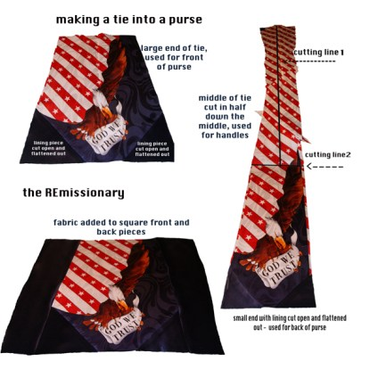 tie parts