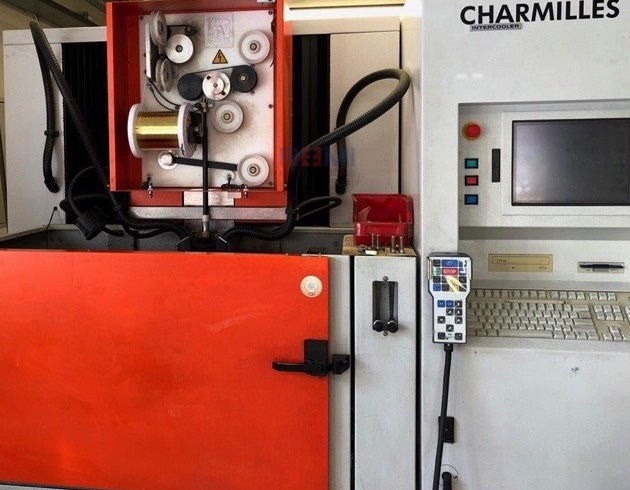 CHARMILLES ROBOFIL 240SL sold in Turkey