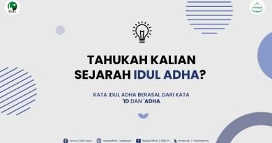 Sejarah Idul Adha