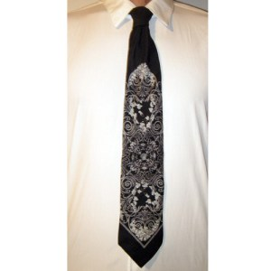 versace tie-the remix vintage fashion