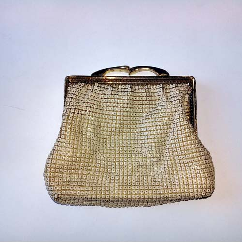 mesh purse glomesh australia-the remix vintage fashion
